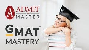 GMAT Mastery Course