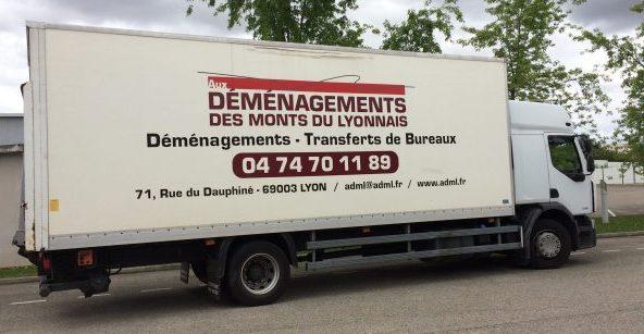 Location de camion de demenagement