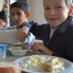 récits d'experiences - Manger équitable à Oullins, 2011