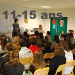 Récits d'expériences - Journée sur l'Afrique, collège Jean Renoir, Neuville S/Saône