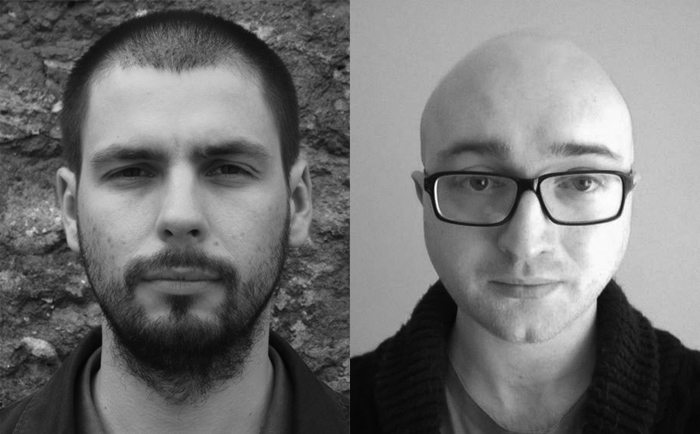 Bartek Załęcki i Piotr Taranek - pomysłodawcy CALL-TO-RESEARCH