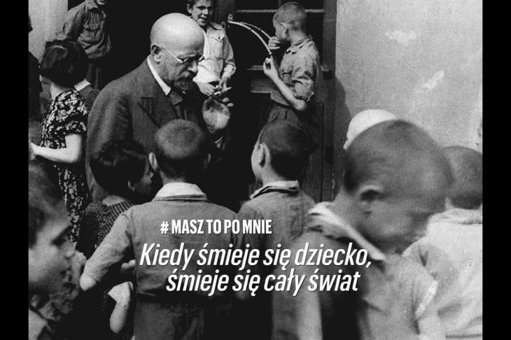 janusz korczak, kampania muzeum polin