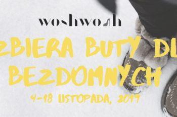 WoshWosh zbiera buty dla bezdomnych_cover SM