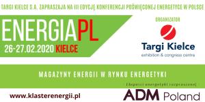 O magazynowaniu energii i klastrach energii podczas ENEX Nowa Energia w Kielcach