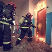 Explosão ocorre em condomínio residencial