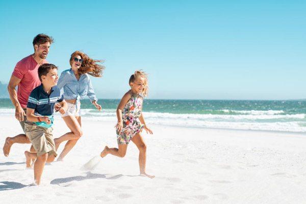 Segurança nas férias