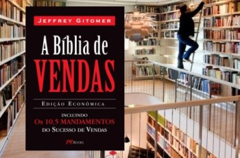 Biblioteca em casa, A Bíblia das vendas.