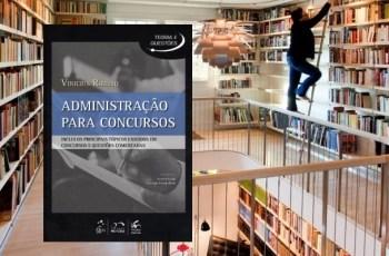 Biblioteca em casa, Administração para concursos .