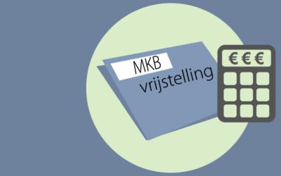 MKB-winstvrijstelling voor startende ondernemers: zo zit dat