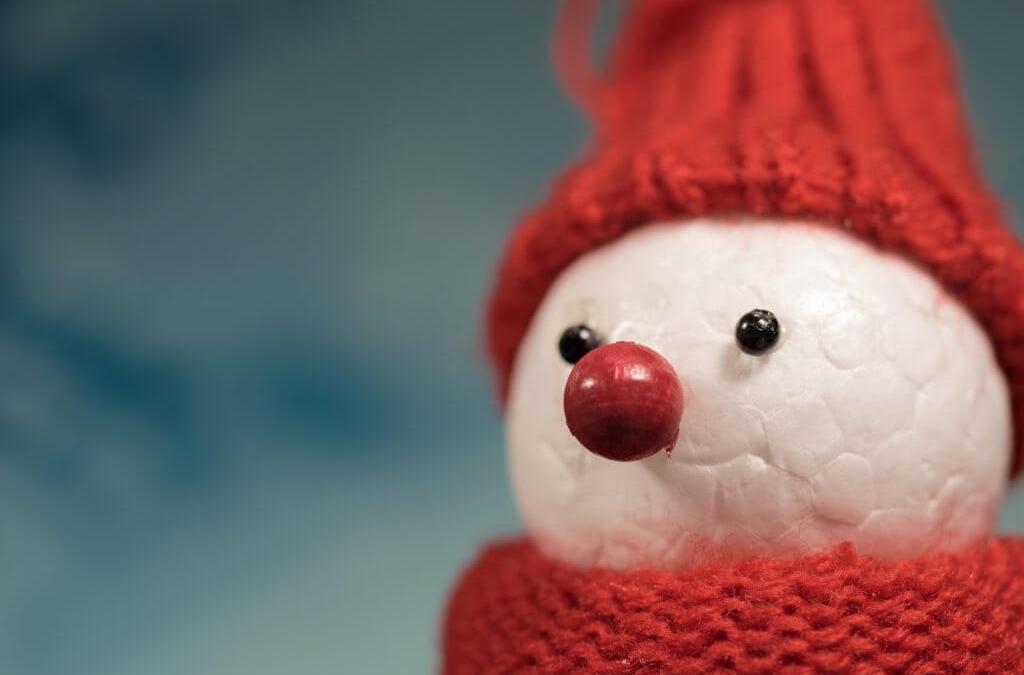 Gesloten tijden kerstperiode en jaarwisseling