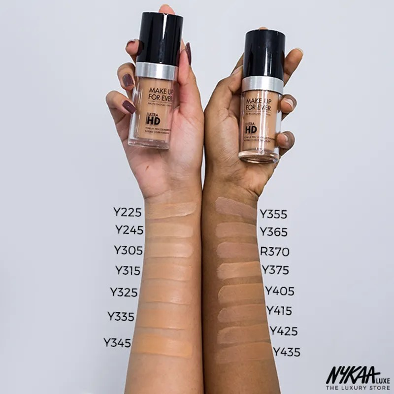 Make Up For Ever Foundation Ultra Hd Liquid. Makeup Forever Hd Foundation Review India