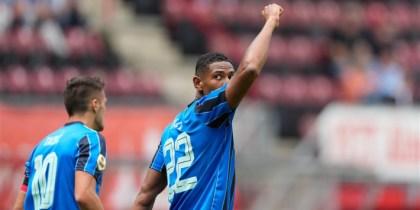 Distinguished Haller confidently returns to Ajax