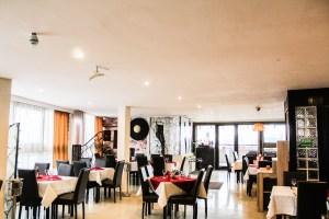 Rooftop Restaurant by Hotel Razvan