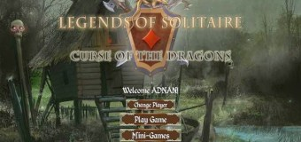 Legends of Solitaire 2: Curse of the Dragons
