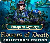 European Mystery: Flowers of Death Collectors Full Version