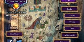 Hidden Expedition: Midgards End Collectors Full Version