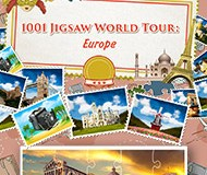 1001 Jigsaw World Tour: Europe Free Download