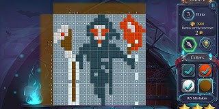 Time Twins Mosaics 3 Haunted Images Free Download Game