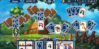 Solitaire Call of Honor Free Download Game