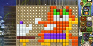 Fantasy Mosaics 39: Behind the Mirror Free Download Game