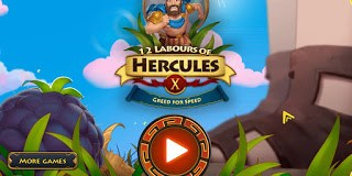 12 Labours of Hercules X Greed for Speed CE Free Download Game