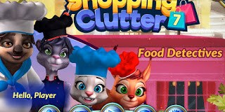 Shopping Clutter 7: Food Detectives Mini Games PC