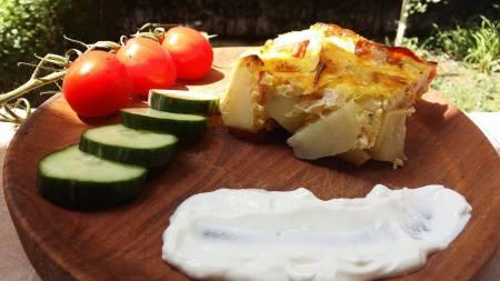 cartofi frantuzesti