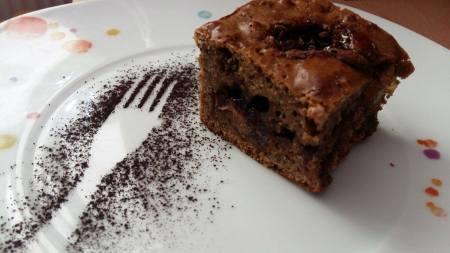 prăjitură cu cereale de ciocolată