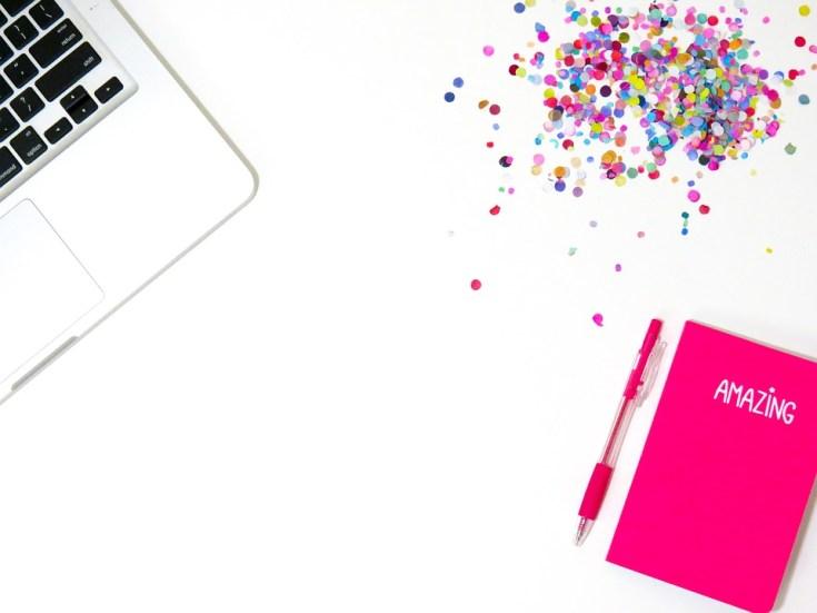 doi ani de blogging