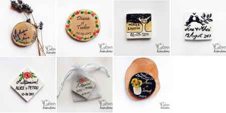 accesorii nuntă personalizate marturii-nunta