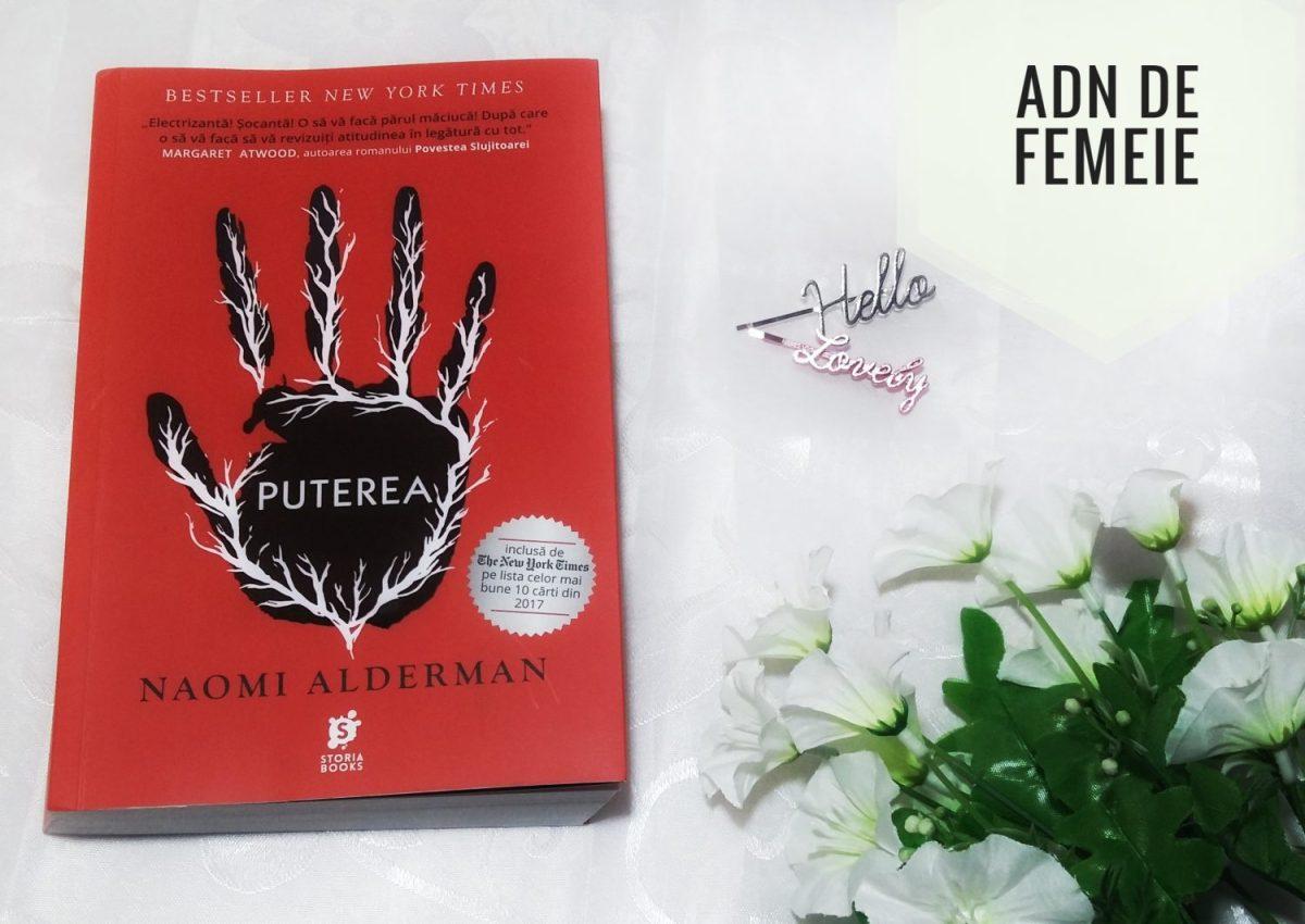 Puterea autor Naomi Alderman