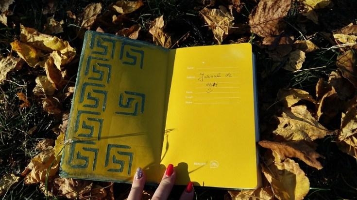 jurnal de blog adn