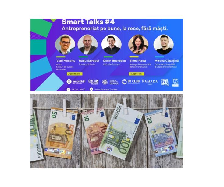 banii schimba jocul smart talks