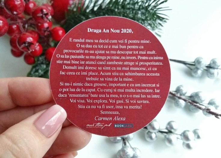 promisiunea noului an