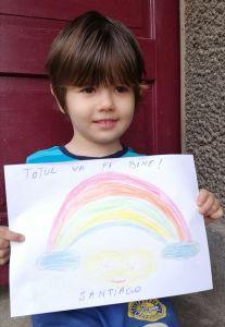 Santiago Luis Nicholas 4 ani jumătate