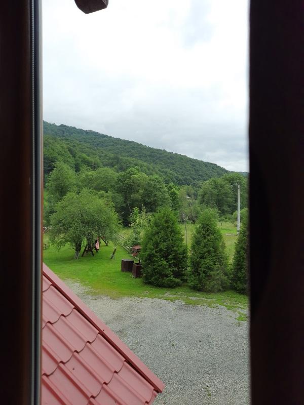 priveliste de la fereastra
