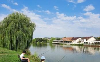 pescuit cu lanseta copii