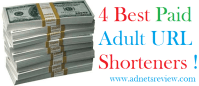 4 best paid adult url shorteners
