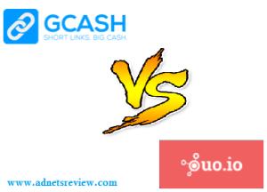 Gca.sh vs Ouo.io Comparison