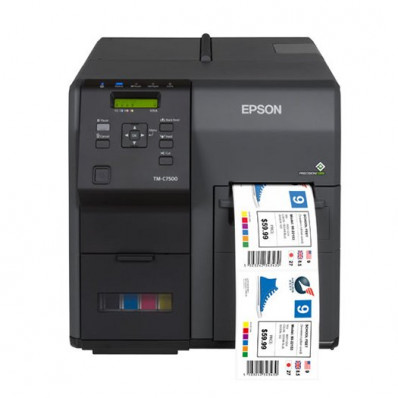 Impresora de etiquetas epson c7500