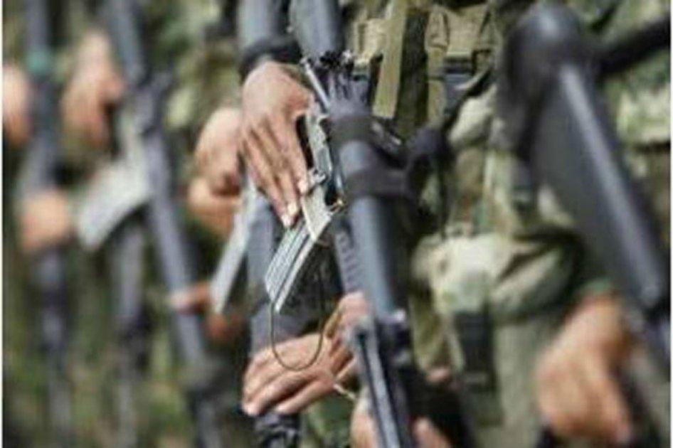 FARC ENTREGO 30% DE LAS ARMAS