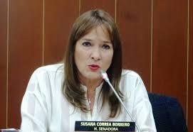 ALCALDE DE CALI ESTA LOCO: SENADORA SUSANA CORREA