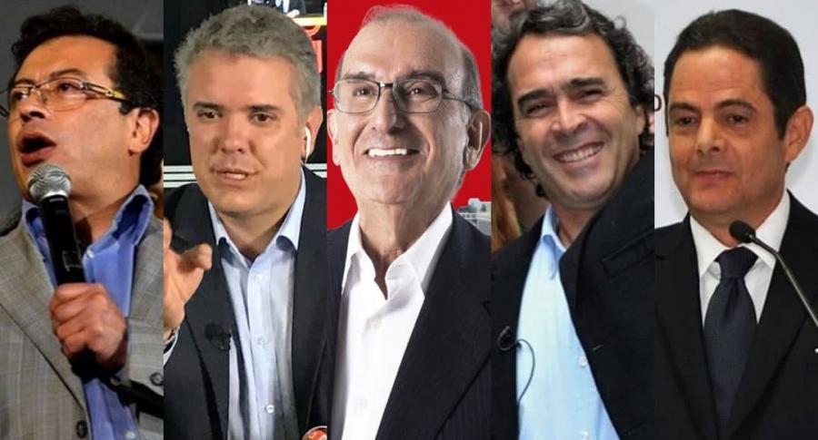 CAMPAÑA PRESIDENCIAL A TODO VAPOR
