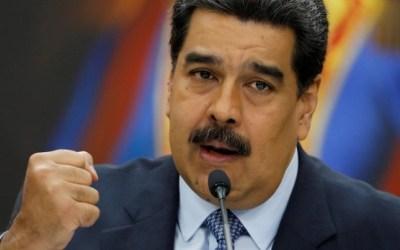 EN MEDIO DE PROTESTA MUNDIAL NICOLAS MADURO ASUME NUEVO PERIODO PRESIDENCIAL POR 6 AÑOS EN VENEZUELA