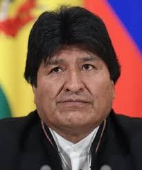 Renuncia Presidente de Bolivia: Evo Morales