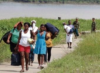 Desplazamiento en el Choco afecta a comunidades indígenas