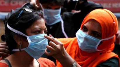 Colombia superó millón de contagiados por coronavirus.