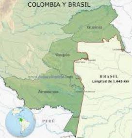 Colombia ordena militar zona de frontera con Brasil