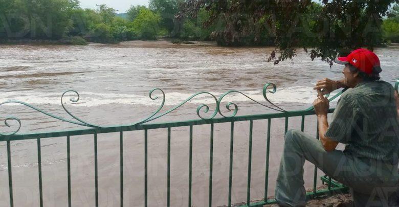 Image result for Río Quelite se sale de su cauce