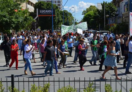 Protesta ATE Río Negro (4)